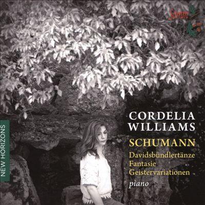 Schumann: Davidsbundlertänze; Fantasie; Geistervariationen