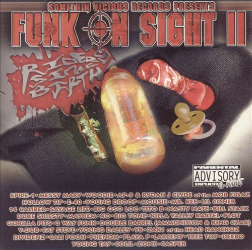 Funk on Sight, Vol. 2: Riders Since Birth