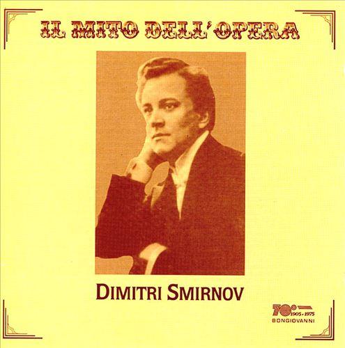 Dimitri Smirnov