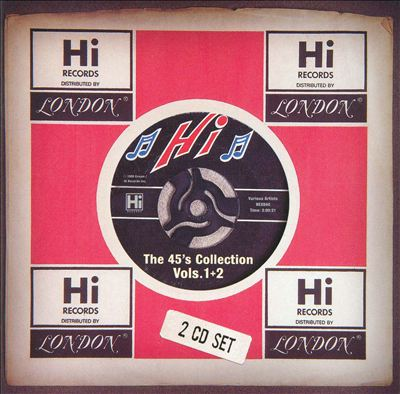 Hi Records: The 45's Collection Vols.1-2