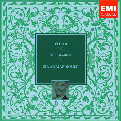 Elgar: Choral Works