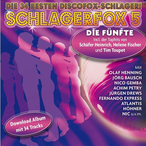 Schlagerfox, Vol. 5