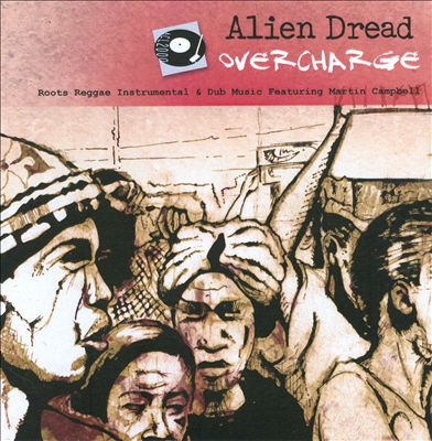 Overcharge: Roots Reggae Instrumental & Dub Music