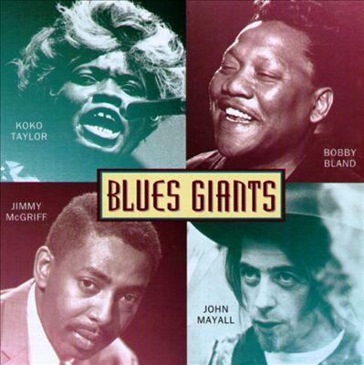 Blues Giants [K-Tel]