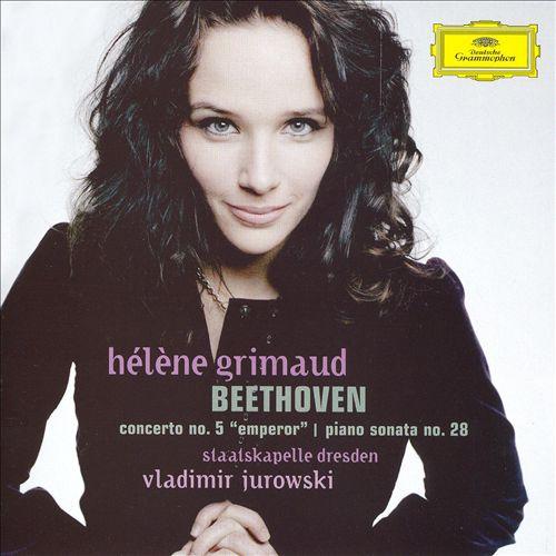 Beethoven: Piano Concerto No. 5; Piano Sonata No. 28
