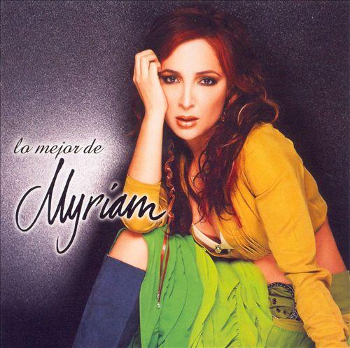 Lo Mejor de Myriam