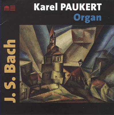 Karel Paukert Plays JS Bach