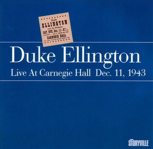 Live at Carnegie Hall Dec. 11, 1943 [Storyville]