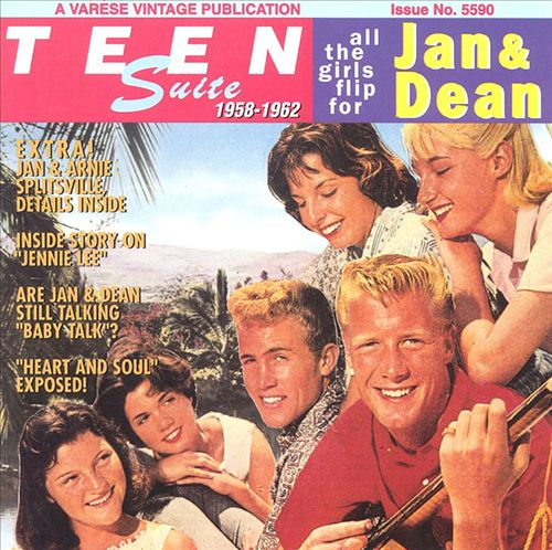Teen Suite 1958-1962