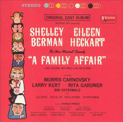 A Family Affair [Original Cast]