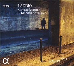 Haydn 2032, No. 9: L'Addio