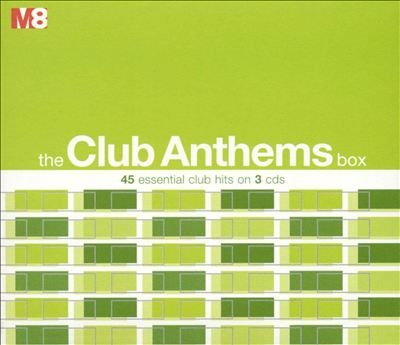 The Club Anthems Box