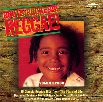 Roots Rockers Reggae, Vol. 4