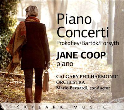 Piano Concerti: Prokofiev, Bartók, Forsyth