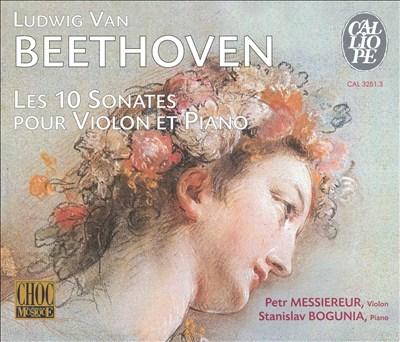Beethoven: Les 10 Sonatas pour Violon et Piano