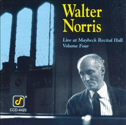 Live at Maybeck Recital Hall, Vol. 4