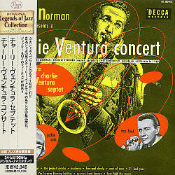 Charlie Ventura Concert Featuring the Charlie Ventura Septet