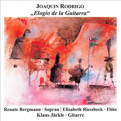 Joaquin Rodrigo: Elogio de la Guitarra