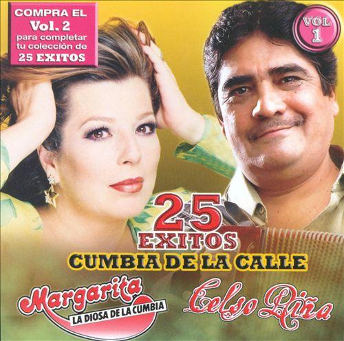 Cumbia de La Calle 25 Exitos, Vol. 1