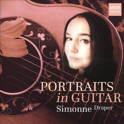 Portraits in Guitar