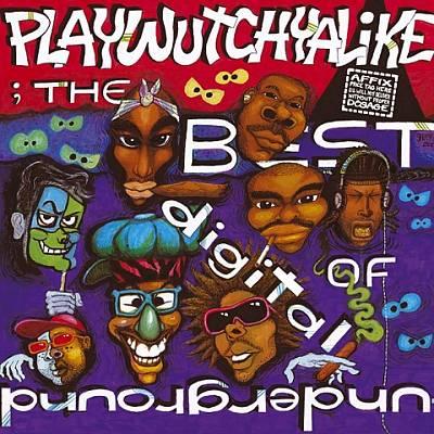 Playwutchyalike: The Best of Digital Underground