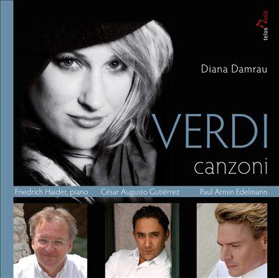 Verdi: Canzoni