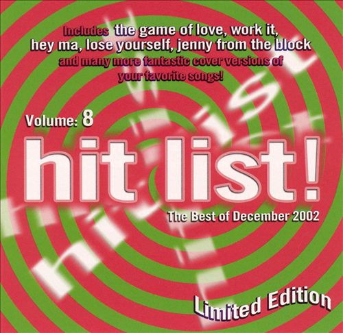 Hit List!, Vol. 8: The Best of December 2002