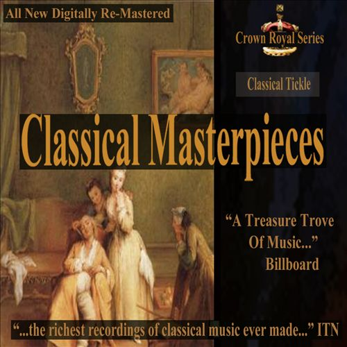 Classical Masterpieces: Classical Tickle