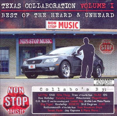 Texas Collaboration, Vol. 1: Best of the Heard and Unheard