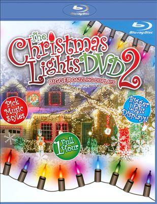 Christmas Lights 2: Bigger Dazzling Displays [Video]