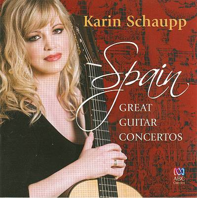 Spain: Great Guitar Concertos