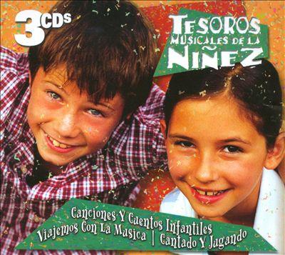 Tesoros Musicales de La Ninez, Vol. 1-3