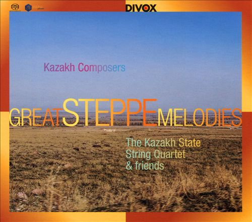 Great Steppe Melodies
