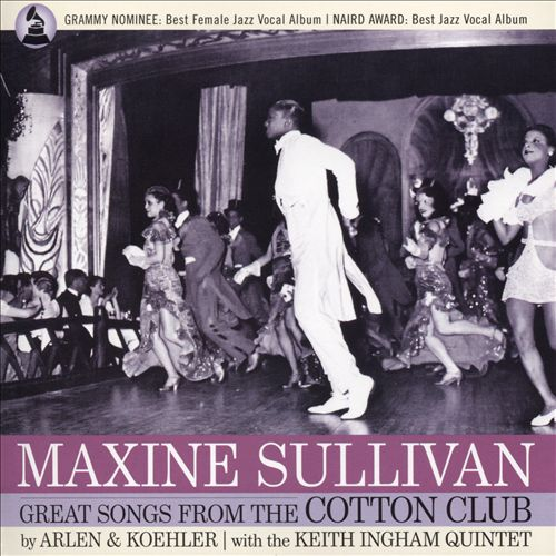 Maxine Sullivan: Great Songs from the Cotton Club