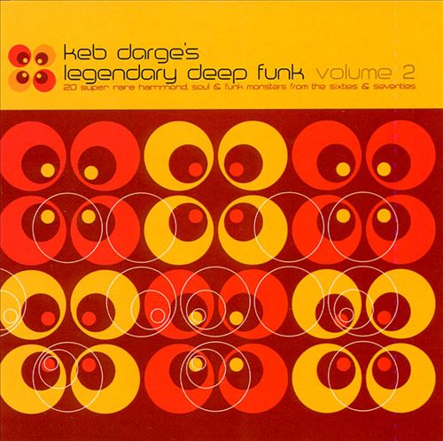 Keb Darge's Legendary Deep Funk, Vol. 2