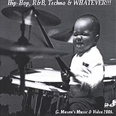 Hip-Hop, R&B, Techno Beats & Instrumentals, Vol. 6