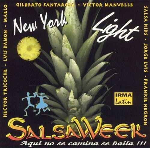 New York Salsa Week Light