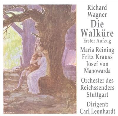 Wagner: Walkure Act 1