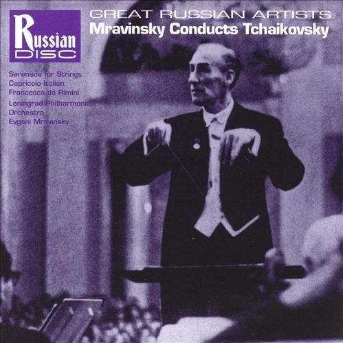 Mravinsky conducts Tchaikovsky