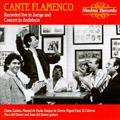 Cante Flamenco [Nimbus]