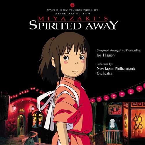 Miyazaki's Spirited Away (Film Score)