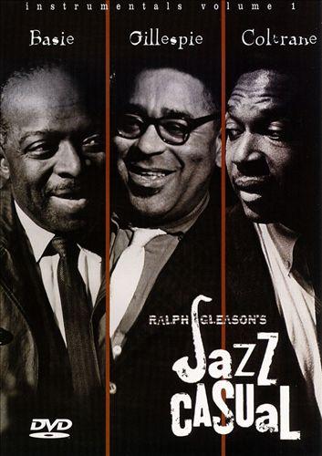 Jazz Casual: Count Basie, Dizzy Gillespie & John Coltrane