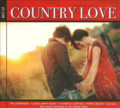 Country Love [Madacy 2008]