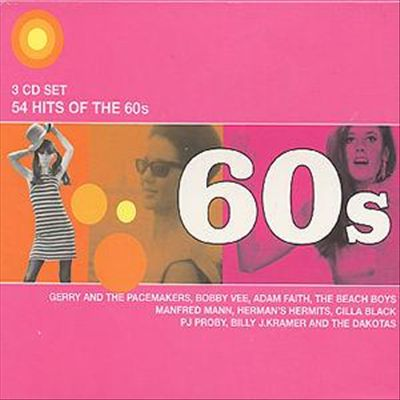 Hits of the 60's [EMI 3 CD]