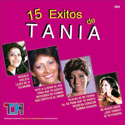 15 Exitos De Tania