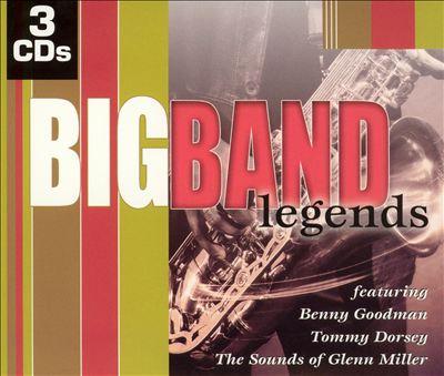 Big Band Legends [Madacy]