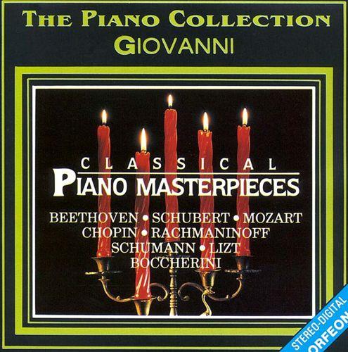 Giovanni: Classical Piano Masterpieces