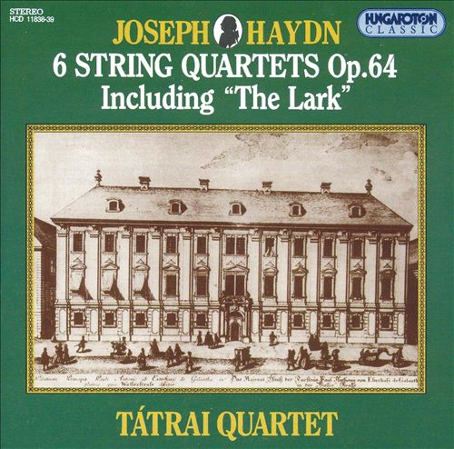 Haydn: 6 String Quartets, Op. 64 (Including