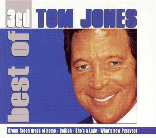 Best of Tom Jones [MCPS]