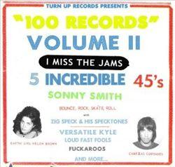 100 Records, Vol. 2: I Miss the Jams